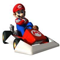 Mario On Kart