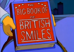 big book of british smiles, bad teeth, british teeth, american smile