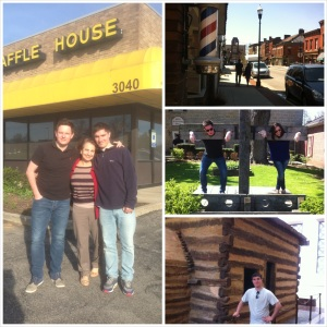 lexington, bardstown, waffle house, kentucky, all-american