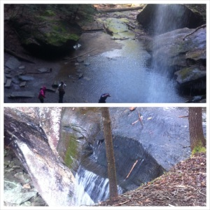 yahoo falls, cumberland, kentucky